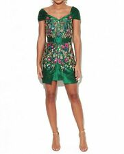 Virgos Lounge Veronika Mini Dress (E1) - Green - RRP £139.00 UK 6 (Green Only)