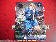 Panini Adrenalyn XL Road to Euro 2016 limited edition - Teemu Pukki