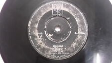 "BOB DYLAN peggy/lay lady lay rare SINGLE 7"" 45 RPM orig  INDIA INDIAN VG-"