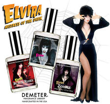 Elvira, Mistress of the Dark Demeter Fragrance Perfume Trio - 1oz Set of 3