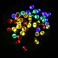 1x Multi-Color 60L LED Ladi String Series Light Decoration for Diwali Christmas