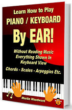 Learn to Play Piano / Keyboard By Ear Without Reading Music - Easy Self Tuition