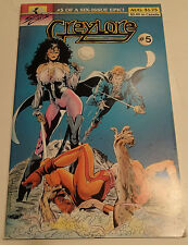 GREYLORE #5 of a 6 Issue Epic! 1986 Sirius Comics