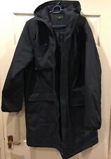 Crocodile Navy mens long jacket (5 outer pockets & 2 inner pockets)