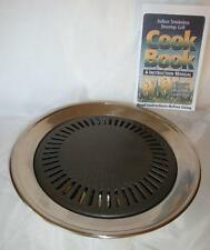 Smokeless Indoor Stove Top Grill/ Stainless