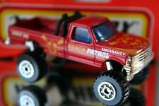 2000 Matchbox #14 To The Beach Ford F-150 4x4 with 2000 logo