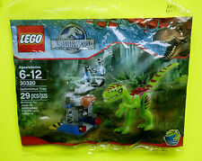 LEGO 30320 Jurassic World Dino Trap Exclusive POLYBAG NEW 2015 OVP