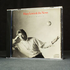 Huey Lewis And The News - Smallworld - music cd album