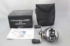 Shimano 15 Metanium DC XG LH Baitcasting Reel