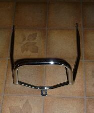 TRIUMPH BONNEVILLE T140 TSX 1983 REAR GRAB RAIL 83-8294 CHROME UK MADE
