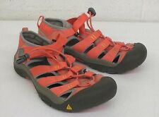 KEEN Bright Coral Waterproof Sports Sandals US Youth 4 EU 37 EXCELLENT LOOK