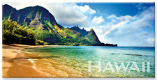 Panoramic Hawaiian Refrigerator Magnet - Bali Hai by Michael & Monica Sweet