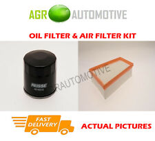 DIESEL SERVICE KIT OIL AIR FILTER FOR RENAULT GRAND SCENIC 1.9 131 BHP 2004-08