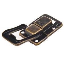 4 Pcs Schmuckbox Metall Schnappverschluss Riegel Kofferverschluss DE
