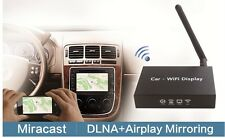 Car & Home- WiFi Display Receiver Mirror link Converter Box for HDMI Android iOS