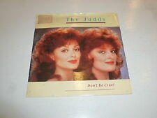 "THE JUDDS - Don't Be Cruel - Scarce 1987 UK 2-track 7"" Vinyl Single"