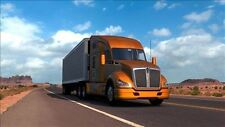 PC SIMULATION-AMERICAN TRUCK SIMULATOR  PC NEW