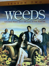Weeds - Season 2 (DVD, 2007, 2-Disc Set) showtime series