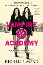 VAMPIRE ACADEMY Book # 1 by Richelle Mead (2013) NEW BOOK Movie Tie-in MTI teen
