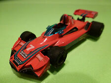 METAL BUILT KIT WESTERN MODELS BRABHAM ALFA ROMEO BT45B - MARTINI 1:43 - RARE -