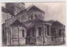 CPSM 36220 FONTGOMBAULT Eglise abbatiale le Chevet Edt GAUD