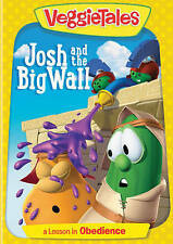 VeggieTales - Josh And The Big Wall! (DVD, 2015)