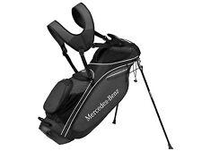 Mercedes-Benz Golf Standbag schwarz Tourlite von TaylorMade