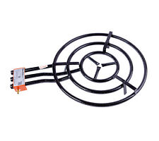 70 cm Gas Paella  Burner Triple Ring up to 90cm paella pan
