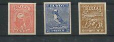 GB UK LUNDY LOKALPOST 1929 BIRDS PUFFIN VÖGEL PAPAGEIENTAUCHER m0012