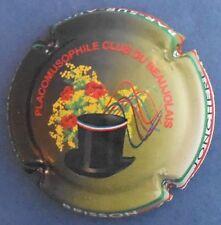 capsule champagne BRISSON JONCHERE n°31c  Club du Beaujolais 2014 RARE