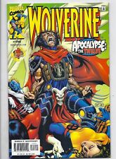 WOLVERINE #146 APOCALYPSE THE TWELVE! 8.5 / VERY FINE+