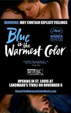 Blue Is The Warmest Color Movie Poster 24inx36in