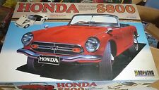 DOYUSHA 1/12 SCALE HONDA S800 CABRIO/ROADSTER 1966 Model Car Mountain KIT RARE