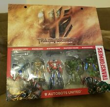Transformers Age of Extinction Platinum Autobots United 5-PACK $$ONE DAY SALE$$