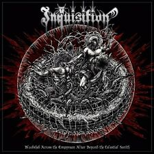 Bloodshed Across The Empyrean Altar Beyond The - Inquisition (2016, CD NIEUW)