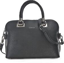 LIU JO, borse da donna, spalla Borse, shopper, Nero, 35,5x25,5x16 cm