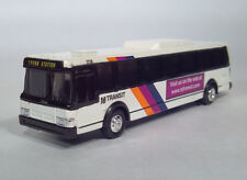 CD Road Champs NJT NJ New Jersey Transit 1:87 Flxible Metro/Grumman 870Model Bus