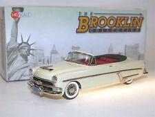 Brooklin Models BRK 140a 1954 Hudson Hornet Convertible Coronation Cream 1/43