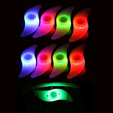 8X Colors Set Bike Bicycle Cycling Car Wheel Spoke Tire Wire Tyre LED Light Lamp