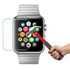 100% Premium Tempered Glass Screen Protector Film For Apple Watch iWatch 42mm