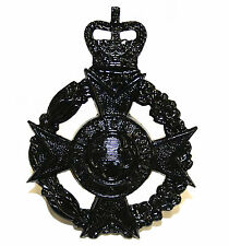Issue RAChD (Christian) Black Cap / Beret Badge (Royal Army Chaplains Department
