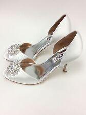 Dana Embellished Toe Evening Shoe Size 7 M by by Badgley Mischka MSRP $215