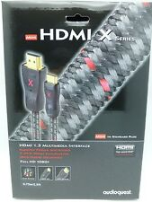 Audioquest Mini HDMI X  Mini HDMI to HDMI 0.75 meter Mini HDMI to standard HDMI