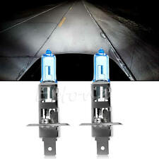 2PCS H1 12V 100W Super Bright White Halogen Head Lights Lamp Bulbs Auto Car