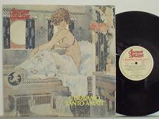 SALOTTI E CABARET ANNI  '20 disco LP 33 GIRI Nilo Ossani MILVA Carlo Moreno