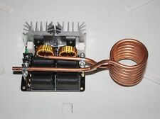 1000W ZVS Low Voltage Induction Heater Flyback Driver Tesla Voil 12-48V 20A DIY
