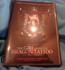GIRL WITH THE DRAGON TATTOO, DVD