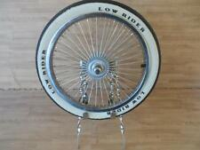 "New 20""in. Lowrider Bicycle Continental Kitwith Spare 16"" Wheel and Tire"