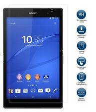 "Genuine Tempered Glass Screen Protector for Sony Xperia Z3 8"" Compact Tablet"