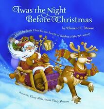 Twas the Night Before Christmas by Clement C. Moore (2013, Paperback)